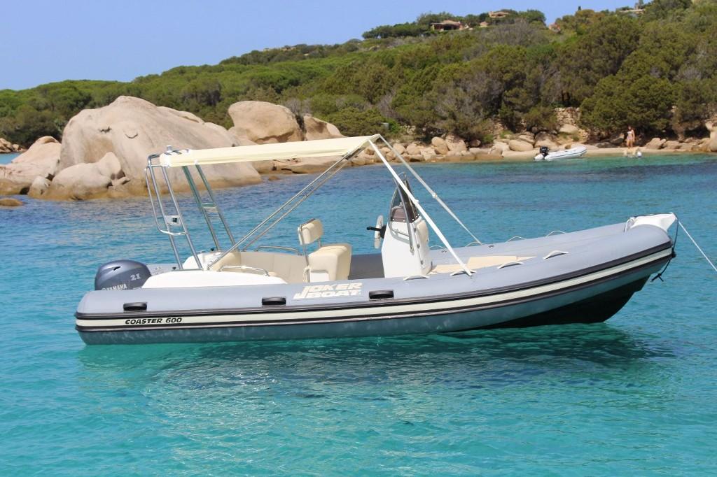 Joker Boat 600