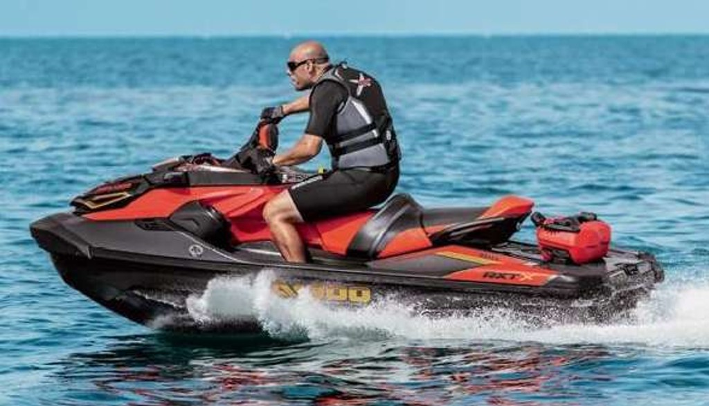 SEA DOO RXT-X 300